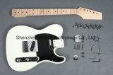 Jogo Tele branco da guitarra DIY do vintage (A115)