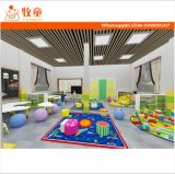 2018 Best Quality Plastic Wood Children Furniture Wholesale Daycare Beg