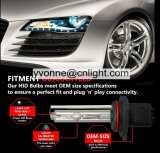 Cnlight H4 H/L 6000K HID лампы фар (12V и 35W, 2шт.) Slim-HID-Conversion-Kit-2-Балласты-2-Replacement-Bulbs-Headlights-Fog-Light-Kit