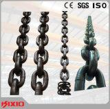 110~690 voltios alzamiento de cadena eléctrico de 10 toneladas con la suspensión del gancho de leva