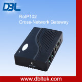 Gateway / System Intercom RoIP 102 Cross-Rede