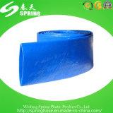Tubo flessibile flessibile di plastica di Layflat del tubo di irrigazione dell'acqua del PVC