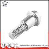 ステンレス鋼のアルミニウム旋盤CNCの回転機械化の部品