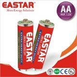Batteria di formato R6 1.5V della batteria a secco aa dello zinco del carbonio