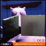단계 배경을%s 옥외 P6 LED 임대 전시 576*576mm 알루미늄 Die-Casting 내각