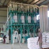 Niveau européen de moulin de la farine de blé 50t/D
