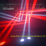 LED ringsum 4 Haupt12w RGBW 4in1 bewegliches Hauptträger-Licht