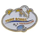 Distintivo su ordinazione con smalto molle - vendita all'ingrosso di Pin dell'ottone di evento promozionale