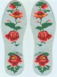 Shoe Cushion-Rose