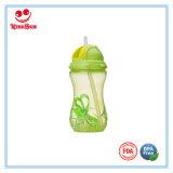 Бутылка воды 350ml формы дуги высокого качества пластичная
