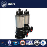 Qw / Wq Pompe anti-obstruction submersible en acier inoxydable Qw / Wq