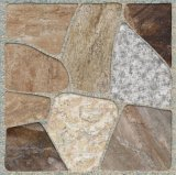 建築材料の無作法な艶をかけられた陶磁器の床タイル(400*400 mm)