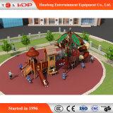 森林シリーズ木の上昇の子供のおかしい屋外の運動場(HD-MZ004)