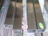 AISI 201 Tubo cuadrado de acero inoxidable