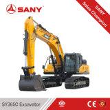 Sanyの公式の製造業者Sy365 36.5トンの大きい油圧クローラー掘削機