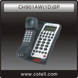 1.8/1.9/2.4GHz Cordless Guestroom Telephone (CH901AW(1D)SP)