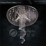 Lampadari a bracci di cristallo chiari Pendant di vetro all'ingrosso Om930 della decorazione di cerimonia nuziale di prezzi di fabbrica