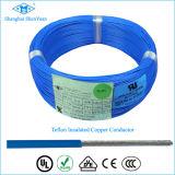UL1164 14 cable eléctrico del Teflon de 16 AWG para el termistor del PTC