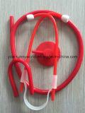 Plastic Stethoscoop en Beschikbare Stethoscoop van de Plastic Stethoscoop van het Stuk speelgoed (sw-ST01F)