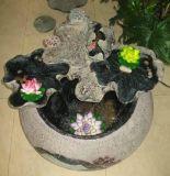 El agua Lilly y Pot Fuente (TM94398)