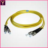 Cavo di zona ottico della fibra di FC-ST
