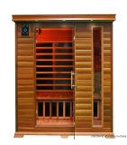 Infrarouge de cabine de sauna pour la personne de 3-4 Person/1 Person/2