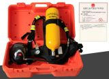 CCS anerkannter Scba Luft-Atmung-Apparat für Feuerbekämpfung-Gerät