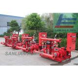 Pompe à incendie d'eau Edj (SLFP)