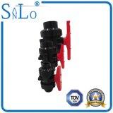 Adaptador de la cuerda de rosca masculina del PVC /UPVC --50