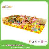 Торговцы оборудования спортивной площадки цветастой конструкции огромные мягкие крытые