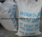 99,5%Min Granule ammonium chlorure 25kg/Sac