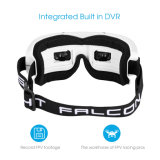 Occhiali di protezione freddi di Fpv della cuffia avricolare della radura OSD HDMI del falco di DIY Flysight da vendere