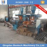 2018 La Chine Foundry Shoot Shell de la machine de base/ Machine de moulage
