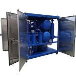 Strumentazione eccellente di filtrazione dell'olio del trasformatore della centrale elettrica di vuoto alta