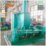 Cadena de producción plástica del mezclador de la espuma de EVA mezclador de 75L