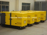 groupe électrogène diesel silencieux BRITANNIQUE de Pekins de notation en attente de 330kVA 264kw