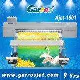 1.6m DX7 inyección de tinta eco-solvente de la impresora impresora de publicidad digital con 1440 ppp de alta velocidad