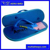 Dos zapatos de diseño de alta calidad de los hombres de la sandalia del deslizador de PE