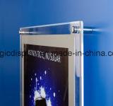Caixa de luz LED de Publicidade de acrílico