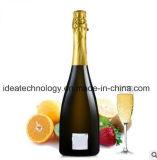 400ml et 700ml en verre incolore Champagne bouteille de rhum