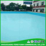 Жидкое покрытие универсальную полимочевинную смазку марки полимера плавательных бассейнов водонепроницаемые краски