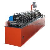 Feuille d'acier galvanisé C U canal double ligne machine à profiler de quille d'éclairage