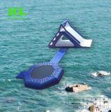 Jeu personnalisé de l'eau gonflable Obstacle Amusement Park