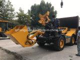 2017 de Recentste Self-Loading Concrete Mixer van het Type 4m3,