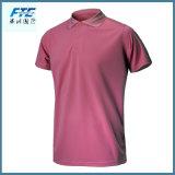 T-shirt Polo personnalisé Polyester Tshirt Polo à manches courtes pour la promotion