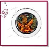Chaud ! '' plat argenté en métal 8 pour la sublimation par Mejorsub