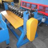 Máquina de corte de aço galvanizada do metal da bobina do zinco de aço