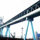 Dx Hochspannungsstahlnetzkabel-Bandförderer/großes übermittelnkapazitäts-Förderwerk/festes Verladesystem