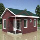 내화성이 있는 이동할 수 있는 비용 절약 Prefabricated 강철 구조물 건물 집