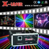 Свет полного цвета RGB освещения лазера этапа для выставки луча клуба